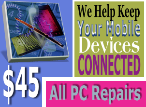 Complete PC Repair $45