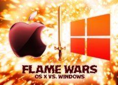 Mac vs. Windows: Your Best Arguments