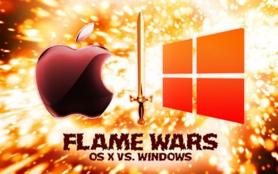 OS X vs. Windows 10